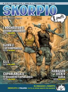 Skorpio Anno 42 n. 2150 + Allegato Ultima Frontiera (2018)