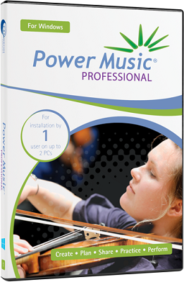 Power Music Professional 5.2.1.0 - ENG