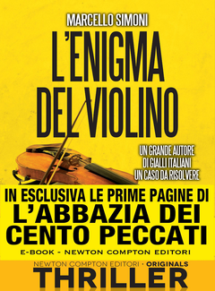 Marcello Simoni - L'enigma del violino (2014)
