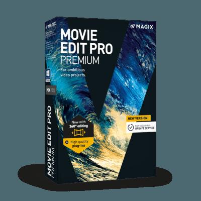 MAGIX Video Deluxe Premium 2017 v16.0.3.66 64 Bit - Ita
