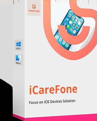 Tenorshare iCareFone v5.8.1.4 - Eng
