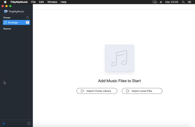 [MAC] Wondershare TidyMyMusic 3.0.1.2 macOS - ENG
