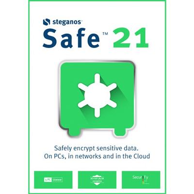 Steganos Safe v21.0.3 Revision 12548 - Eng
