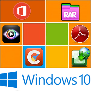 Microsoft Windows 10 Professional VL + Office 2016 & More - Novembre 2015 - Ita