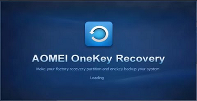 [PORTABLE] AOMEI OneKey Recovery Professional 1.6.2 Portable - ENG