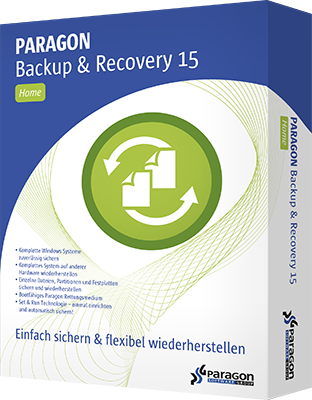 Paragon Hard Disk Manager 15 Backup & Recovery Compact v10.1.25.813 - Eng