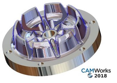 CAMWorks 2018 SP5.0 Build 2018.11.26 x64 for SolidWorks 2017-2018 - ITA