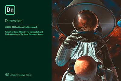 Adobe Dimension 2020 v3.3.0 - Ita