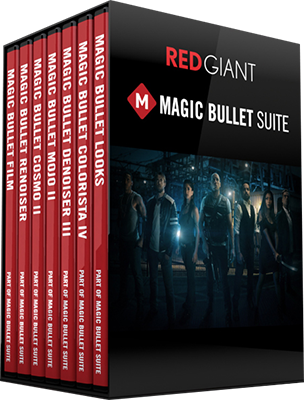 Red Giant Magic Bullet Suite v13.0.15 x64 - ENG