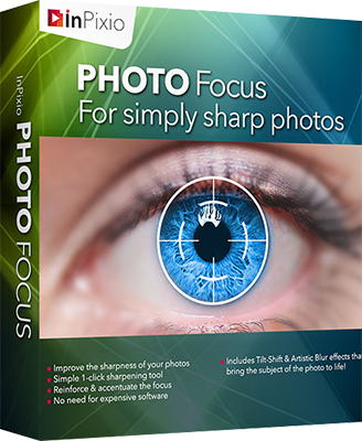 InPixio Photo Focus v3.5.5905 DOWNLOAD PORTABLE ITA