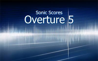 Sonic Scores Overture v5.5.4.2 64 Bit - Eng