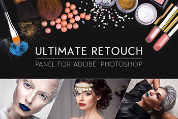 Ultimate Retouch Panel for Adobe Photoshop v3.5 DOWNLOAD MAC ENG