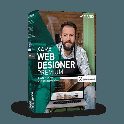 Xara Web Designer Premium 16.3.0.57723 x64 - ENG