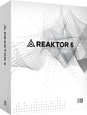 Native Instruments Reaktor 6 v6.0.4 + Library - Eng