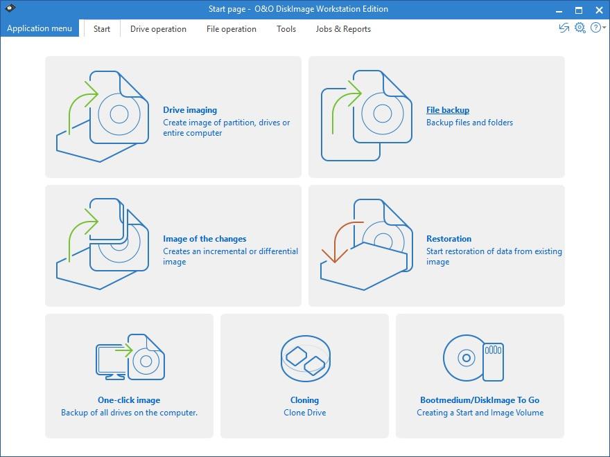 O&O DiskImage Professional / Server v16.5 Build 235 - ENG