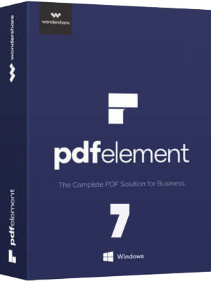 Wondershare PDFelement Professional v7.4.4.4698 + OCR - ITA