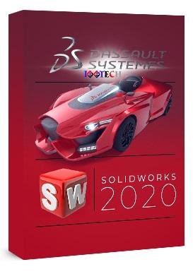 SolidWorks 2020 SP1.0 Premium x64 - ITA