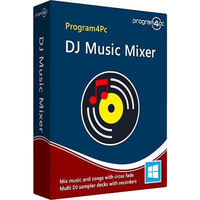 Program4Pc DJ Music Mixer 8.1 - ITA