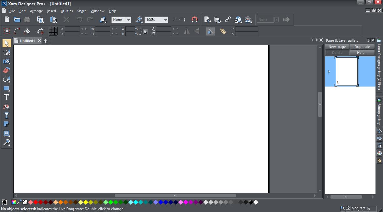 Xara Designer Pro+ 20.6.0.60714 x64 - ENG