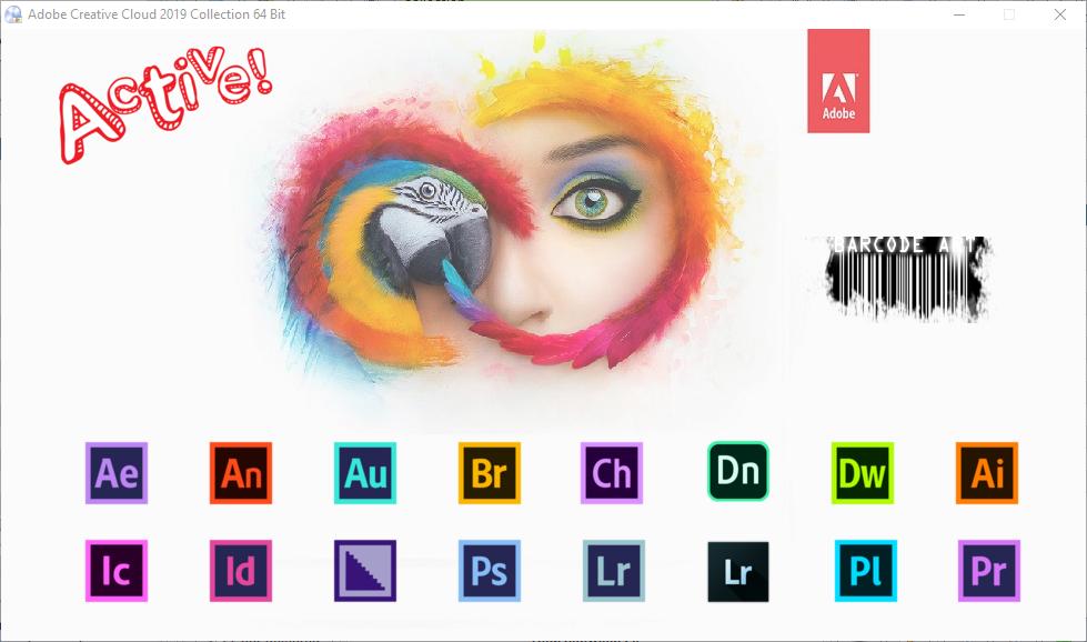 Adobe Creative Cloud Collection CC 2019 64 Bit (24.03.2019) - ITA