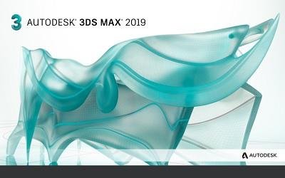 Autodesk 3ds Max 2019.2 64 Bit - Eng