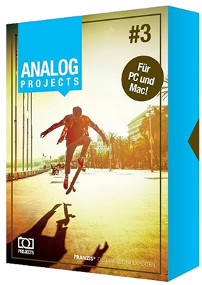 Franzis ANALOG Projects v3.21.02375 - Eng
