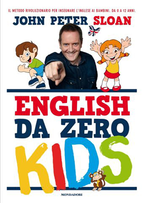 John Peter Sloan - English da zero Kids (13-20) + Manuali - Ita