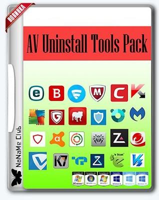 [PORTABLE] AV Uninstall Tools Pack 2021.05 Portable - ENG