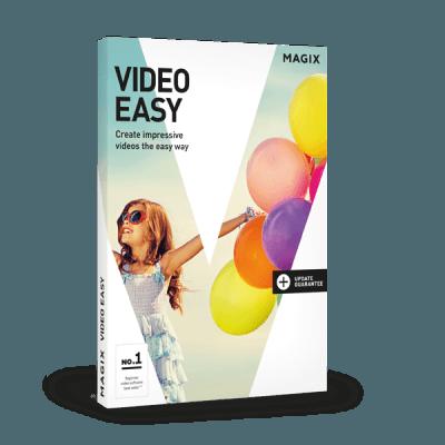 MAGIX Video Easy HD v6.0.2.132 64 Bit + Content Pack - Ita