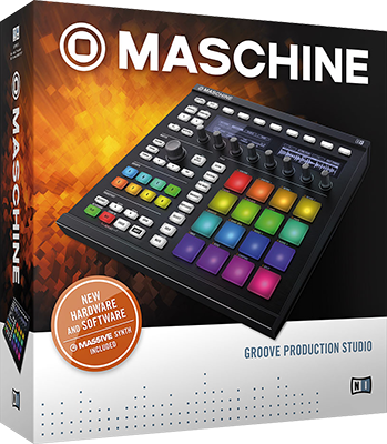 Native Instruments Maschine v2.5.6 con Expansion Supreme Pack - ENG