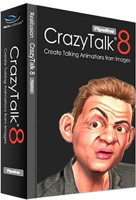 Reallusion CrazyTalk Pipeline v8.1.2024.1 DOWNLOAD MAC ENG