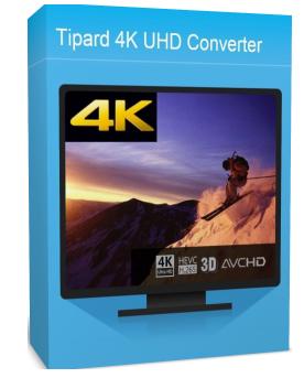 Tipard 4K UHD Converter 9.2.26 - ENG