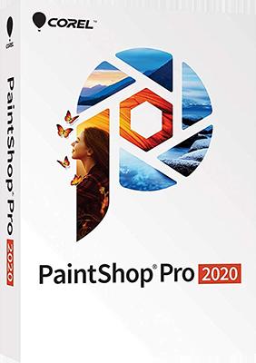 Corel PaintShop Pro 2020 v22.2.0.8 + Ultimate Add-ons - Ita