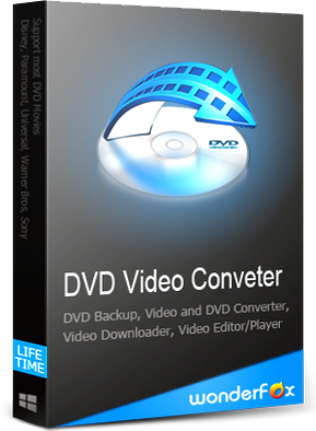 WonderFox DVD Video Converter v8.8 - Eng