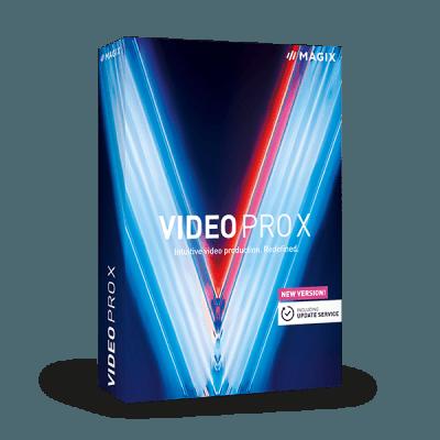 MAGIX Video Pro X11 v17.0.1.27 x64 - ENG