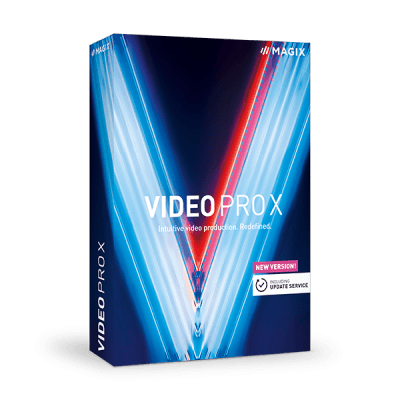 MAGIX Video Pro X11 v17.0.2.41 64 Bit + Content Pack - Eng