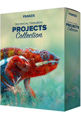 Franzis Technical Toolbox Projects Collection v1.0 - Eng