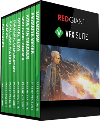 Red Giant VFX Suite v1.0.6 x64 - ENG