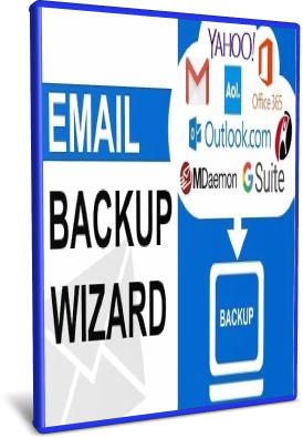 Email Backup Wizard 11.8 All Editions - ENG