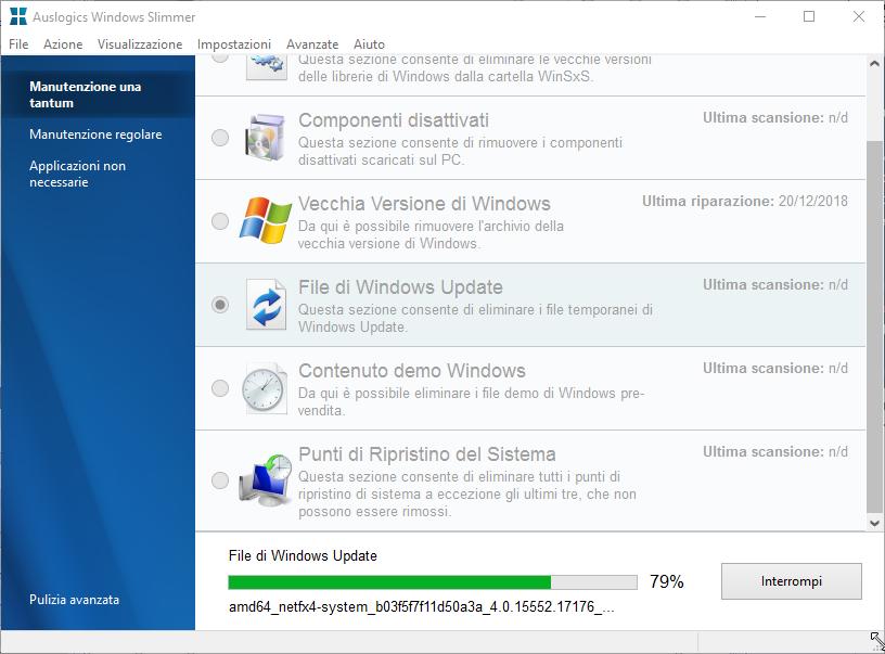 [PORTABLE] Auslogics Windows Slimmer v2.2.0.0   - Ita