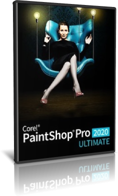 Corel PaintShop Pro Ultimate 2020 v22.0.0.44 - ITA