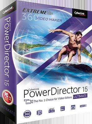 CyberLink PowerDirector Ultimate v15.0.2309.0 DOWNLOAD PORTABLE ITA