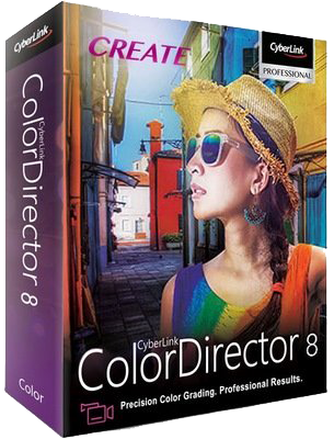 CyberLink ColorDirector Ultra 8.0.2320.0 x64 - ITA