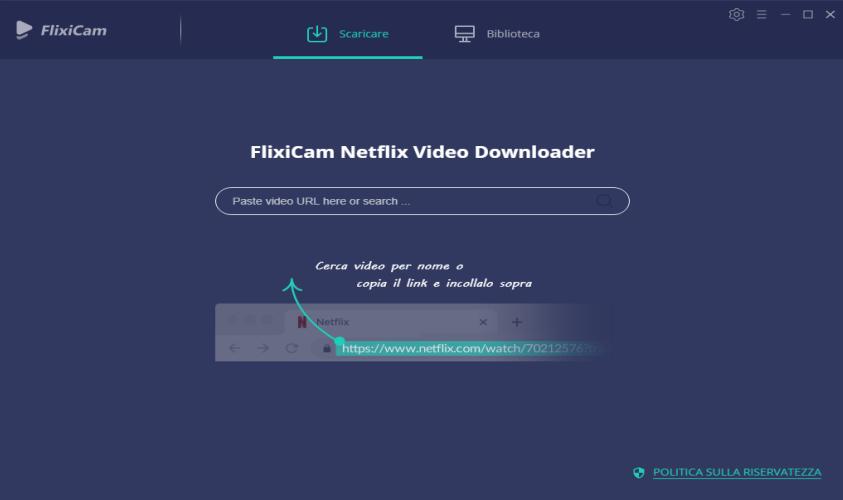 FlixiCam Netflix Video Downloader 1.7.1 - ITA