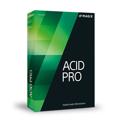 MAGIX ACID Pro v7.0e Build 713 DOWNLOAD ENG
