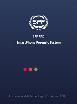 SmartPhone Forensic System Professional v6.100.0 - ENG