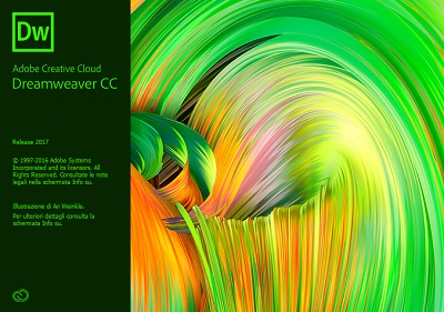 Adobe Dreamweaver CC 2017.1 v17.1.0.9583 DOWNLOAD MAC ITA