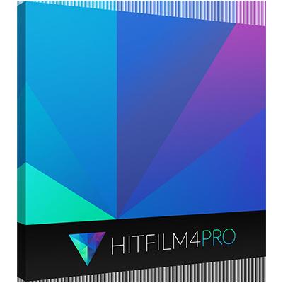 FXhome HitFilm 4 Pro v4.0.4724.48006 64 Bit - Eng