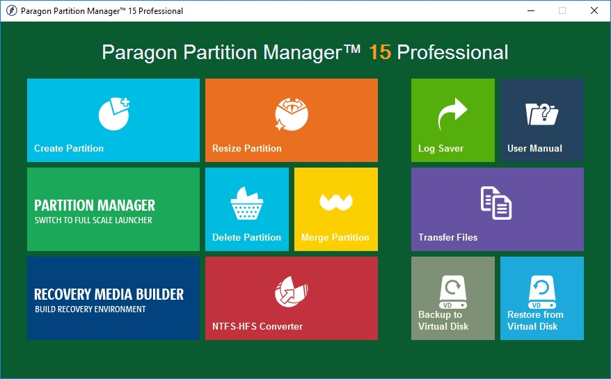 Paragon drive copy 2017 v11 professional special edition serial