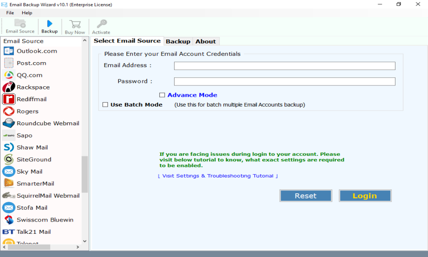 [PORTABLE] Email Backup Wizard 10.1 Enterprise Portable - ENG